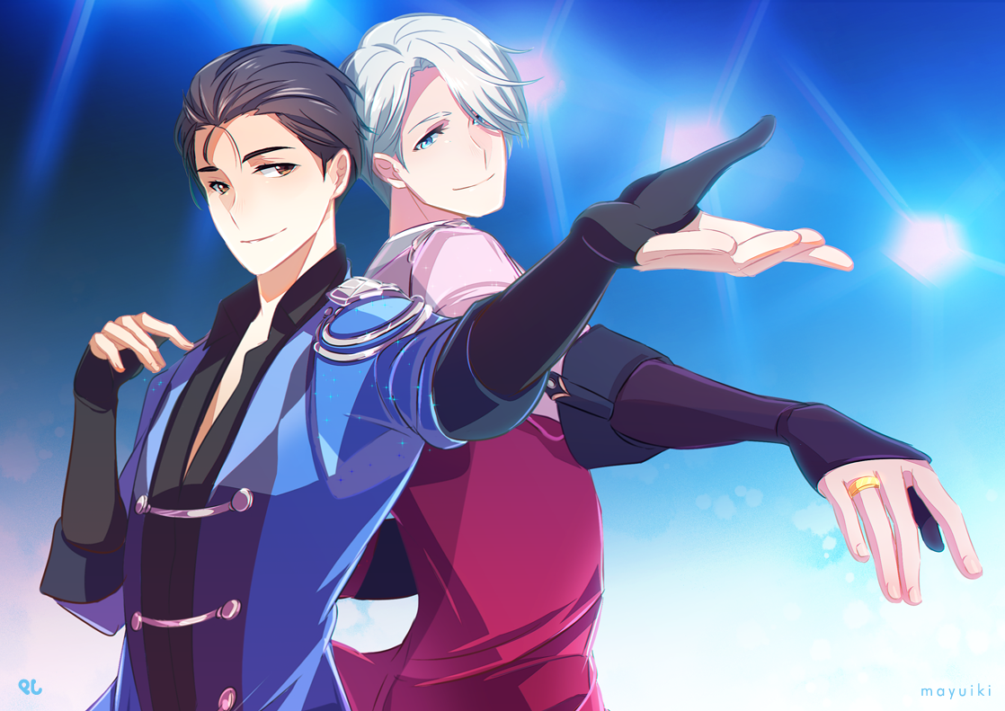 Yuri On Ice Image 2062432 Zerochan Anime Image Board