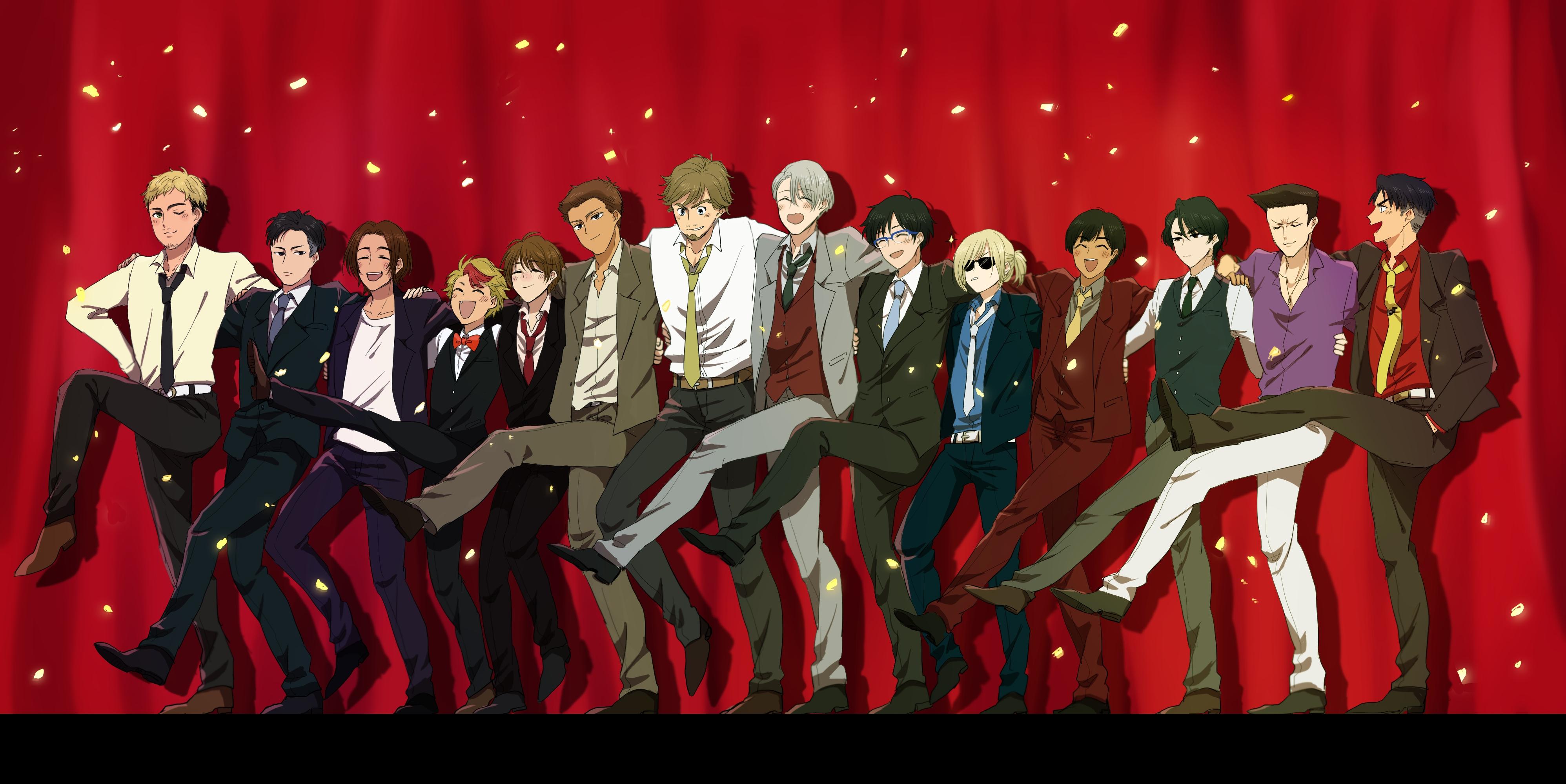 Yuri On Ice Wallpaper Zerochan Anime Image Board