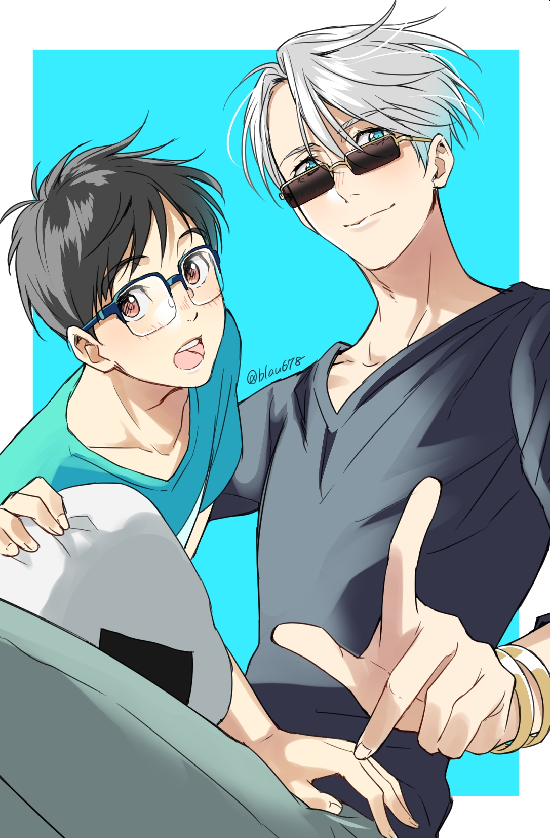 Yuri On Ice Mobile Wallpaper 2070388 Zerochan Anime Image Board