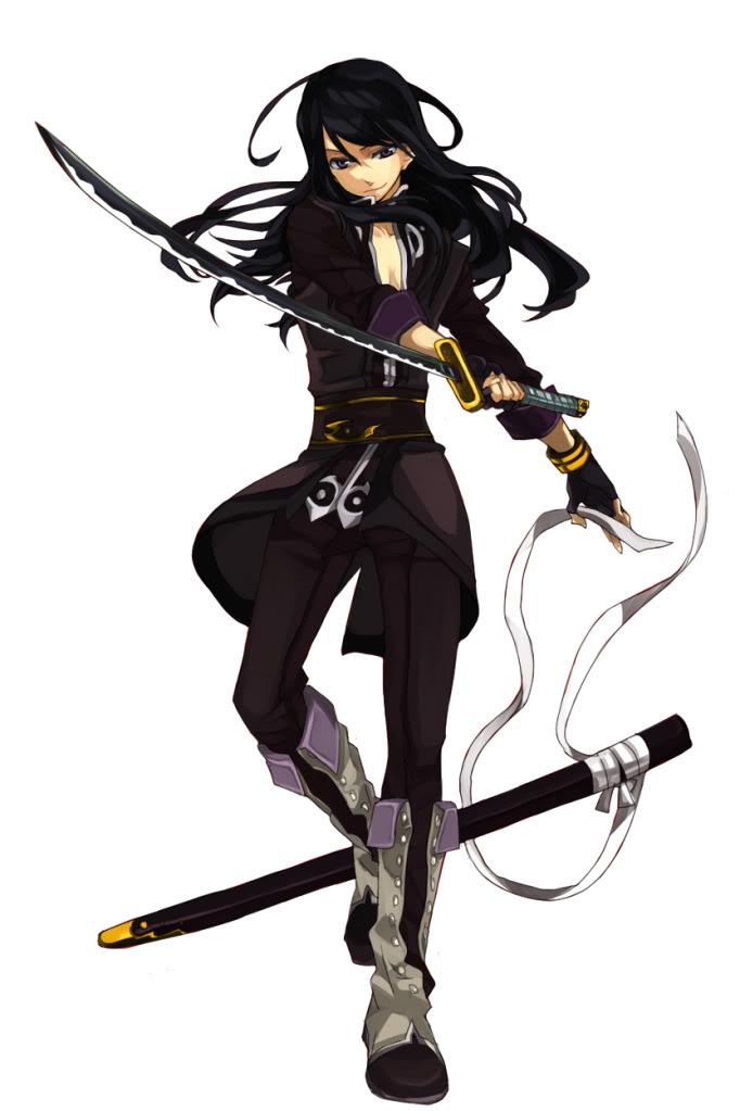 Tales Of Vesperia Yuri