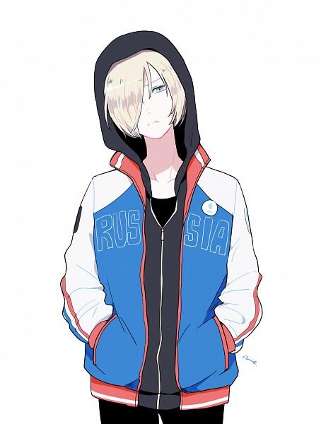 Tags: Anime, Pixiv Id 1616144, Yuri!!! On Ice, Yuri Plisetsky