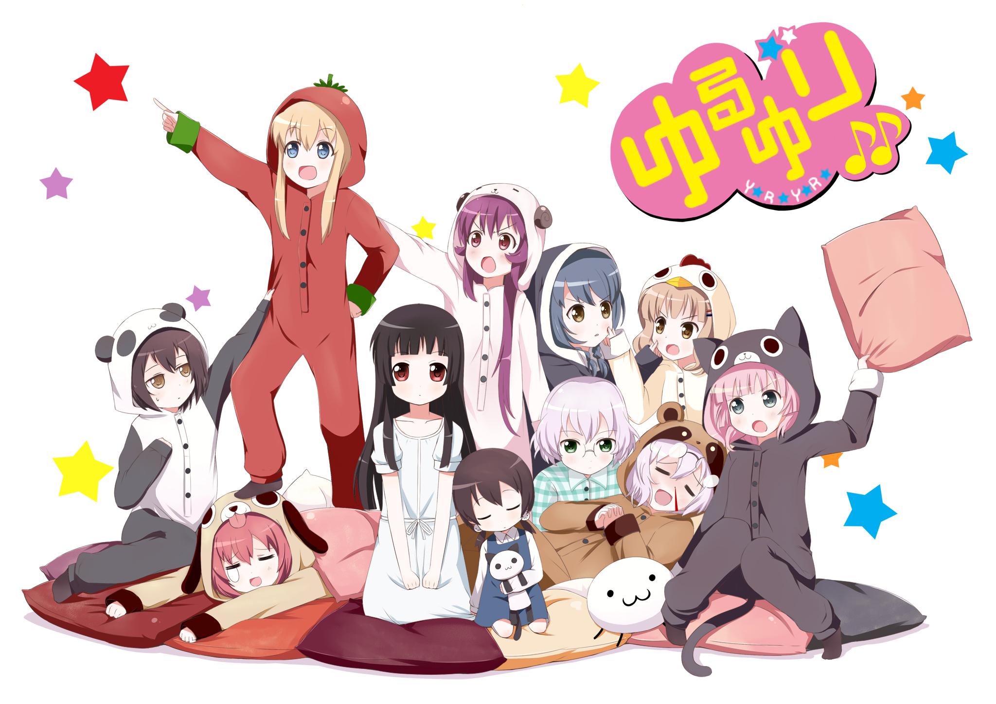 Yuru Yuri - Namori - Image #1176548 - Zerochan Anime Image ...
