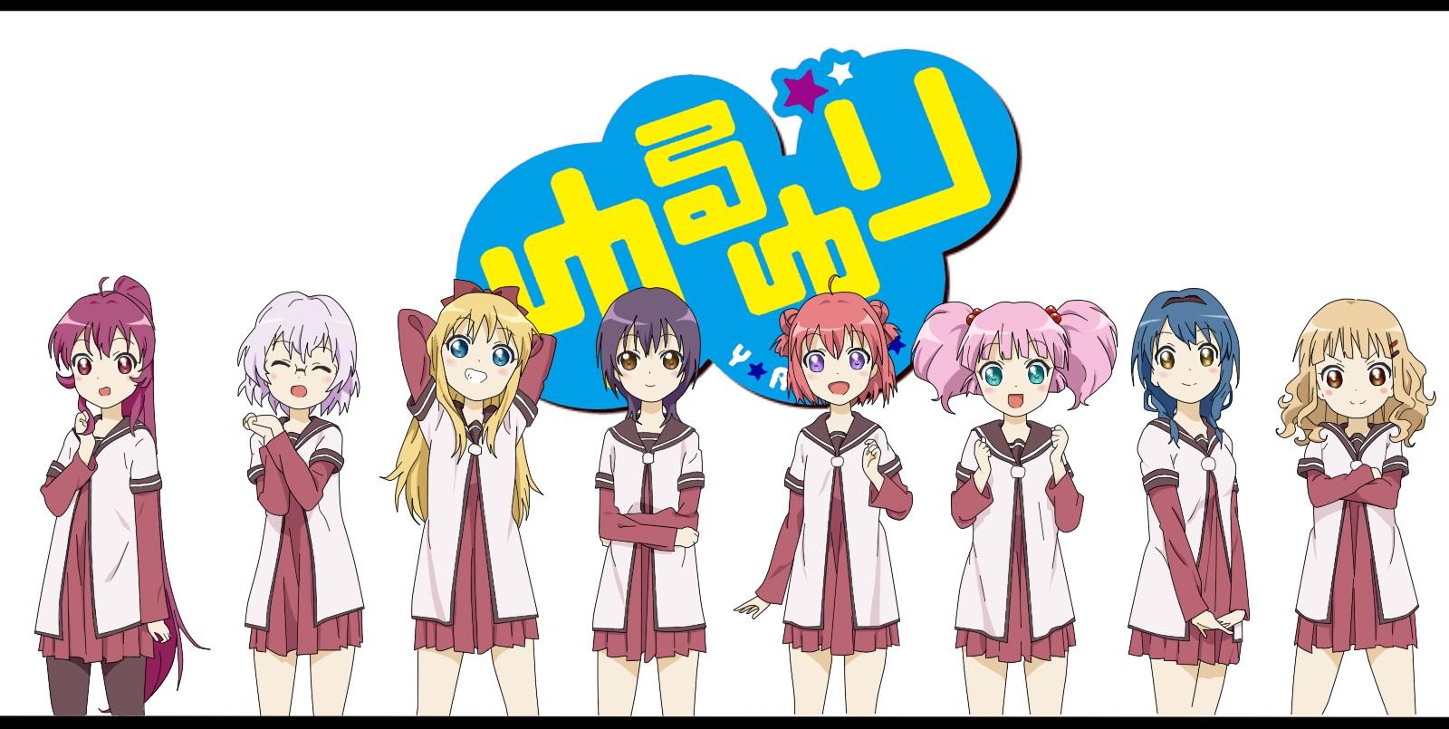 Yuru Yuri Download Image