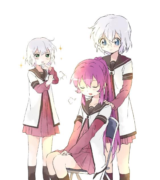 Ikeda Chizuru - Yuru Yuri - Zerochan Anime Image Board