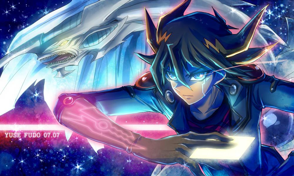 Yugioh 5ds Stardust Dragon Yusei Fudo/#1739738 - ...
