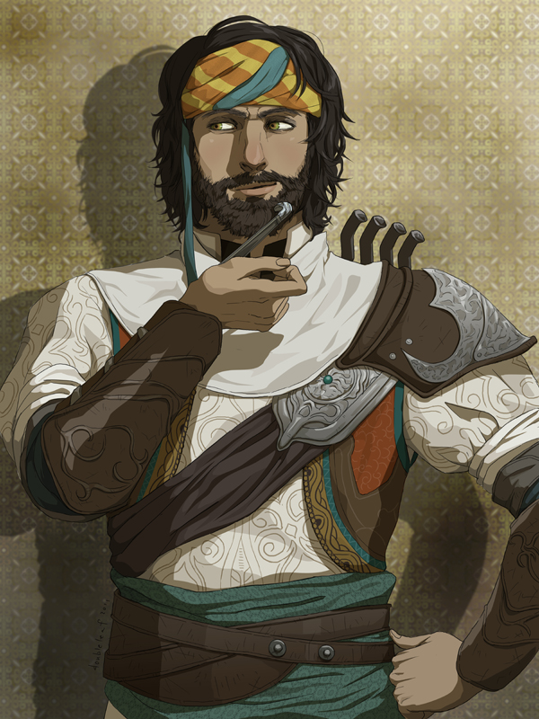 Yusuf Tazim Assassin S Creed Image 897954 Zerochan Anime