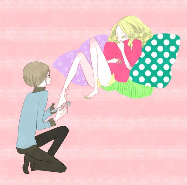 Tags: Anime, Yuu (Pixiv54985), Pixiv, Original