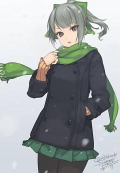 Yuubari (Kantai Collection)