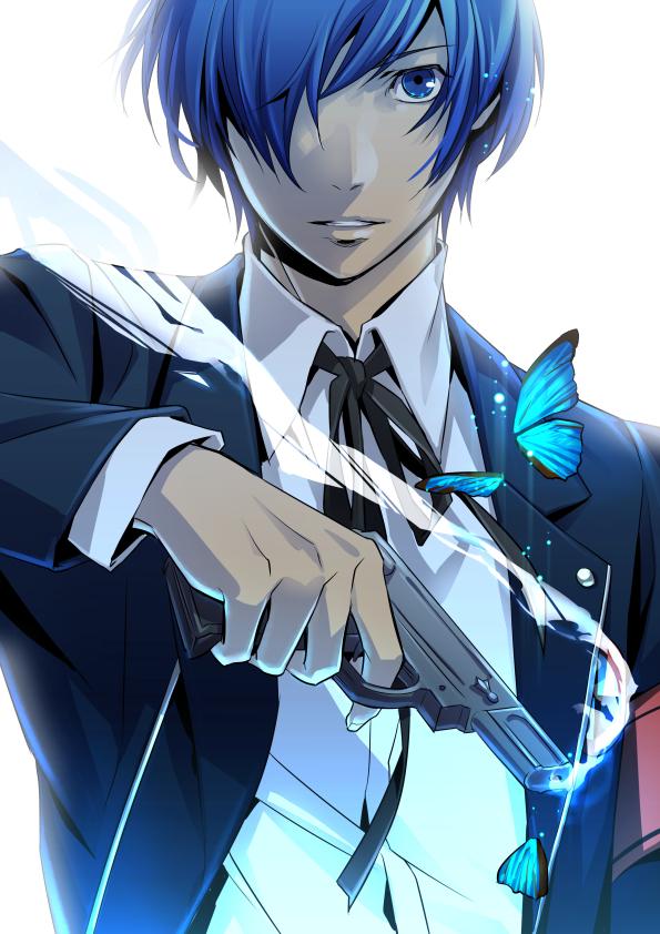 Yuuki Makoto Persona 3 Shin Megami Tensei Persona 3