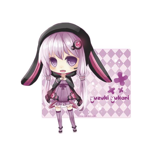 Tags: Anime, VOCALOID, Yuzuki Yukari, Artist Request