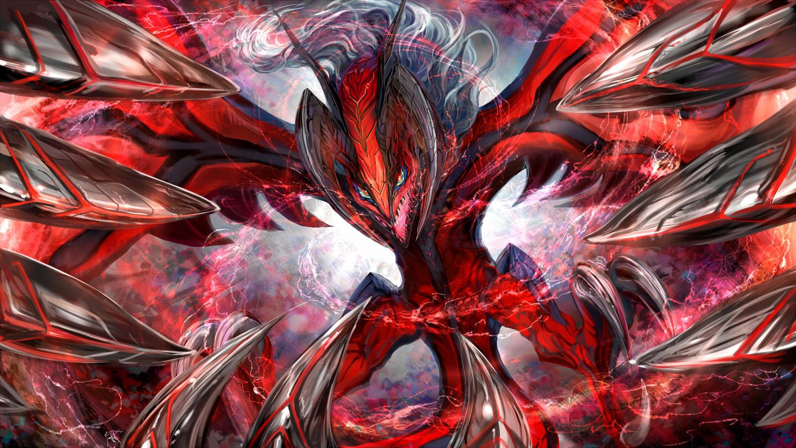 Yveltal - Pokémon - Wallpaper #1582039