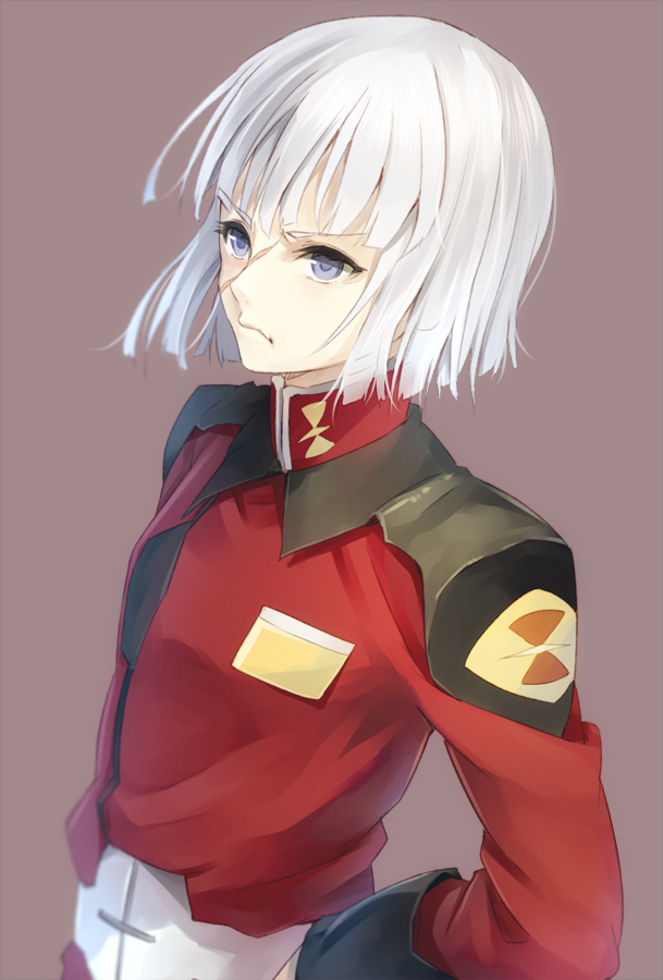Tags: Anime, Paseri, Mobile Suit Gundam SEED, Yzak Joule, Pageboy Haircut, Pixiv, PNG Conversion