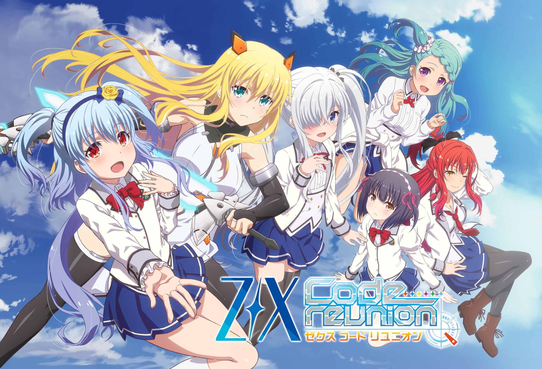 anime-estreno-octubre-2019/otoño-anime-2019/ z/x Code Reunion