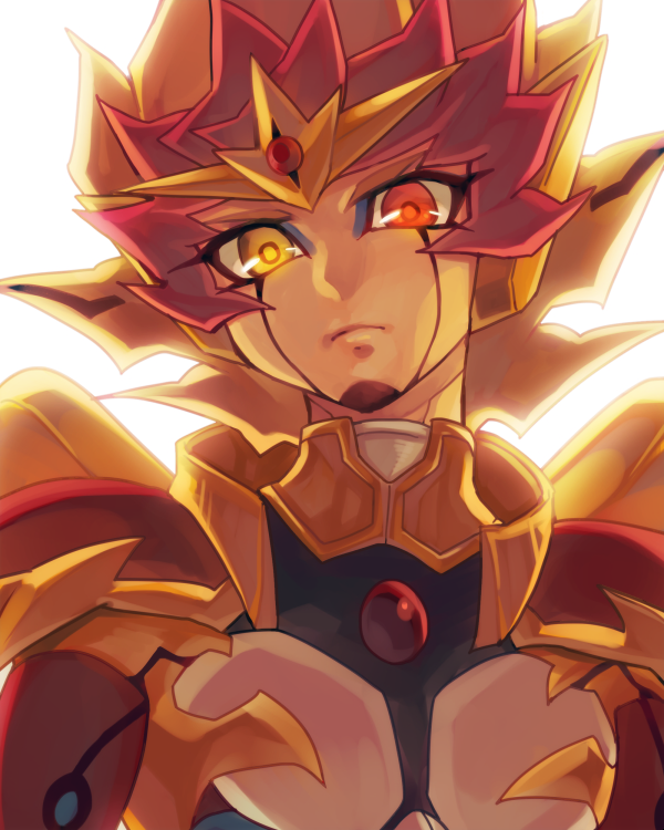 Tags: Anime, Pixiv Id 328292, Yu-Gi-Oh!, Yu-Gi-Oh! ZEXAL, ZEXAL Power Fusion, Expressionless, Glow