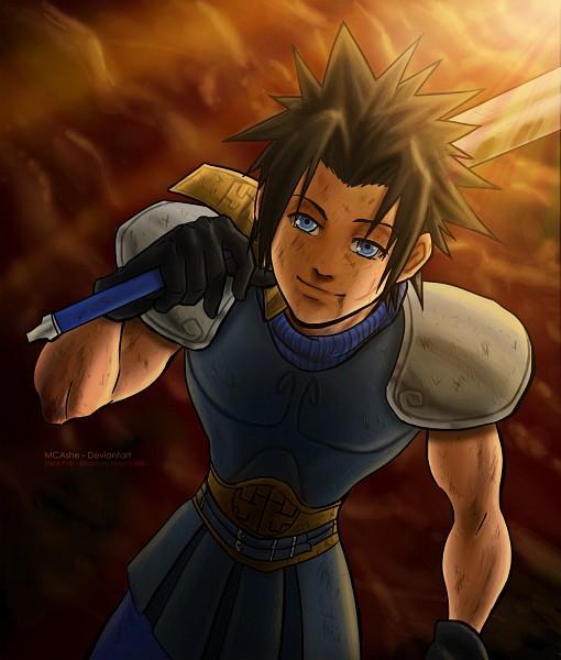 Zack  Kingdom Hearts Wiki  FANDOM powered by Wikia