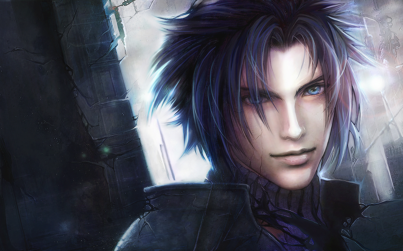 Zack Fair Download Image 250 Fav Final Fantasy VII