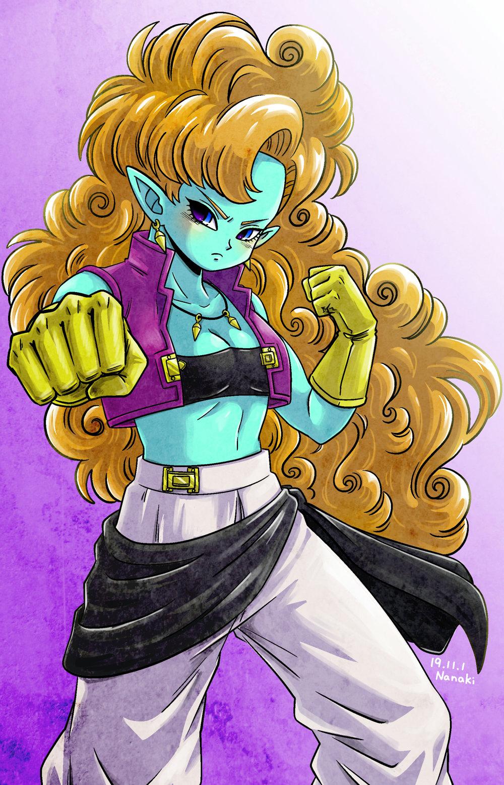 Image - Zangya (DBZ).jpg | Villains Wiki | FANDOM powered