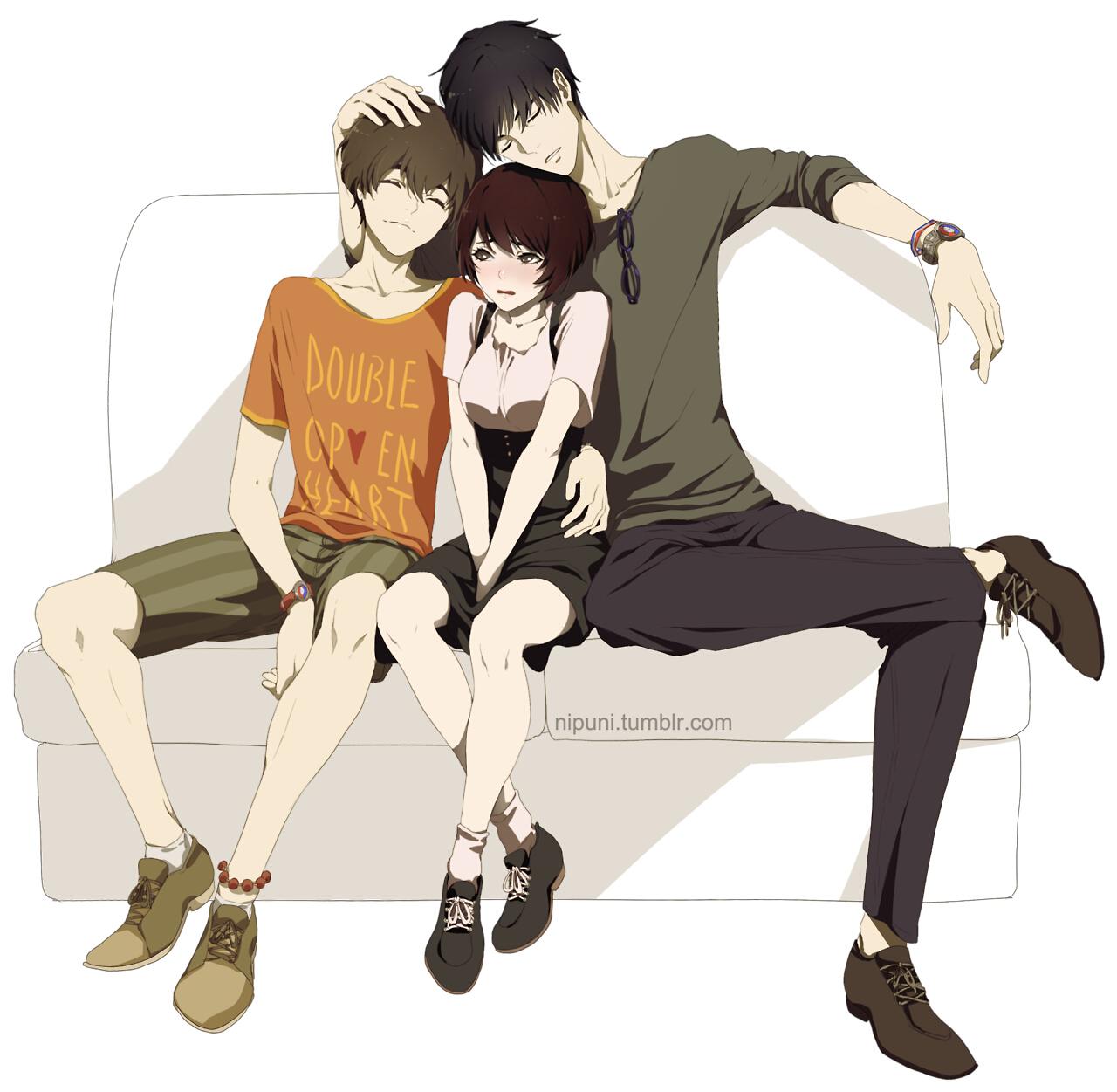 Zankyou no Terror, Fanart - Zerochan Anime Image Board
