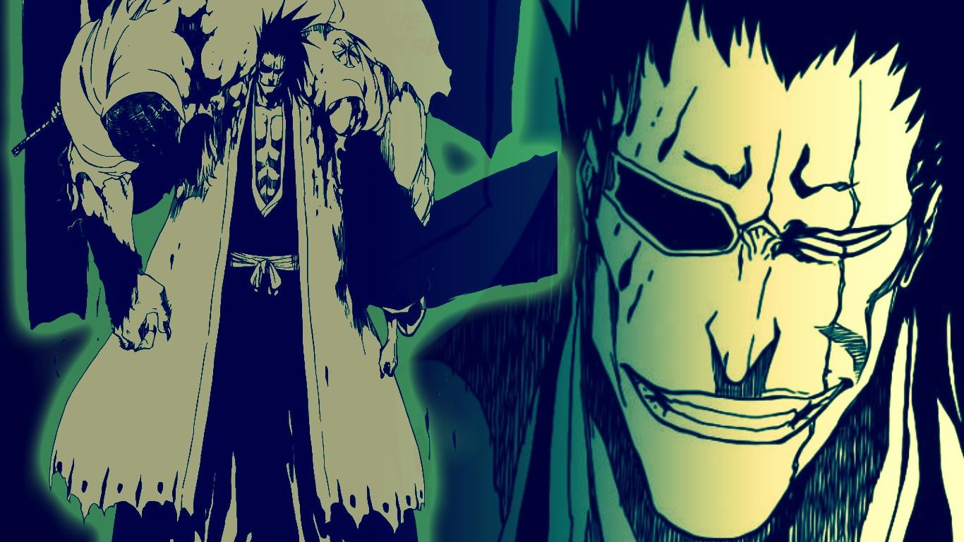 Tags Anime BLEACH Zaraki Kenpachi Facebook Cover Wallpaper Gotei 13