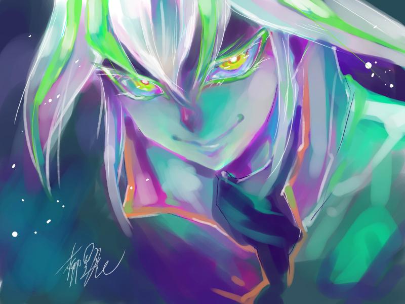 Zarc Yu Gi Oh Arc V Zerochan Anime Image Board