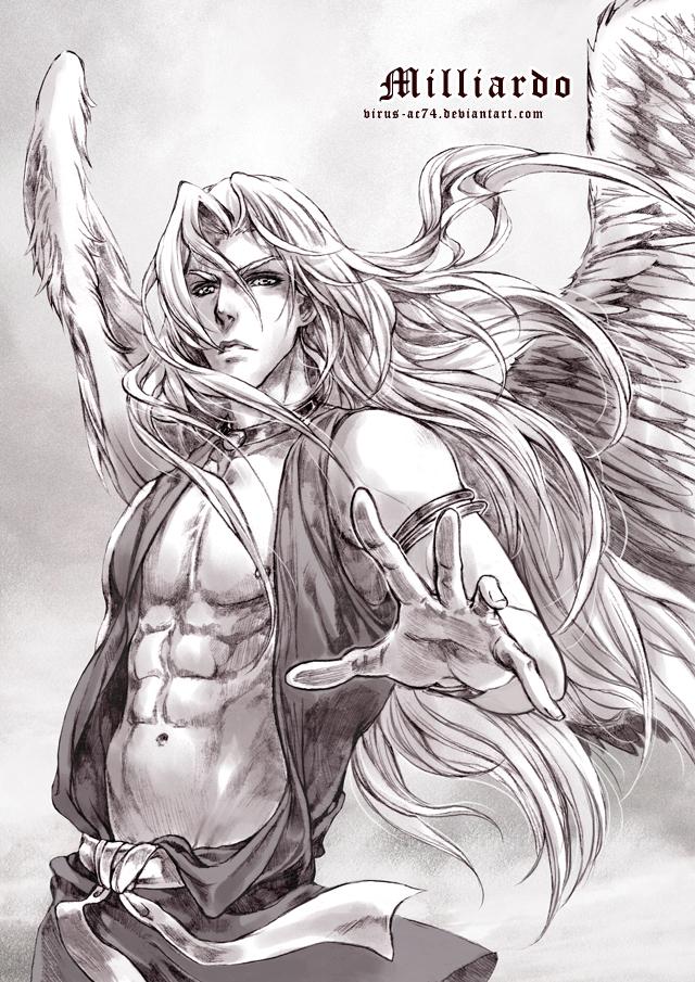 Tags: Anime, Virus Ac74, Mobile Suit Gundam Wing, Zechs Merquise, Mobile Wallpaper, Fanart, deviantART