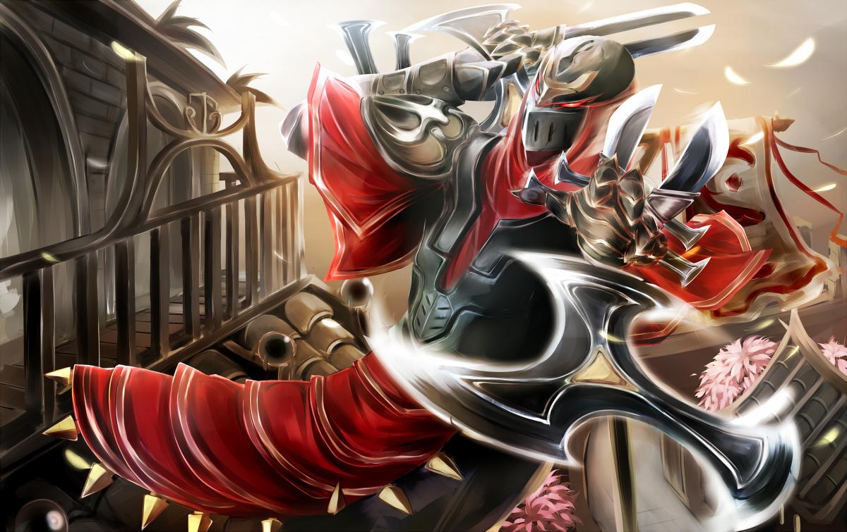 Zed, Fanart - Zerochan Anime Image Board