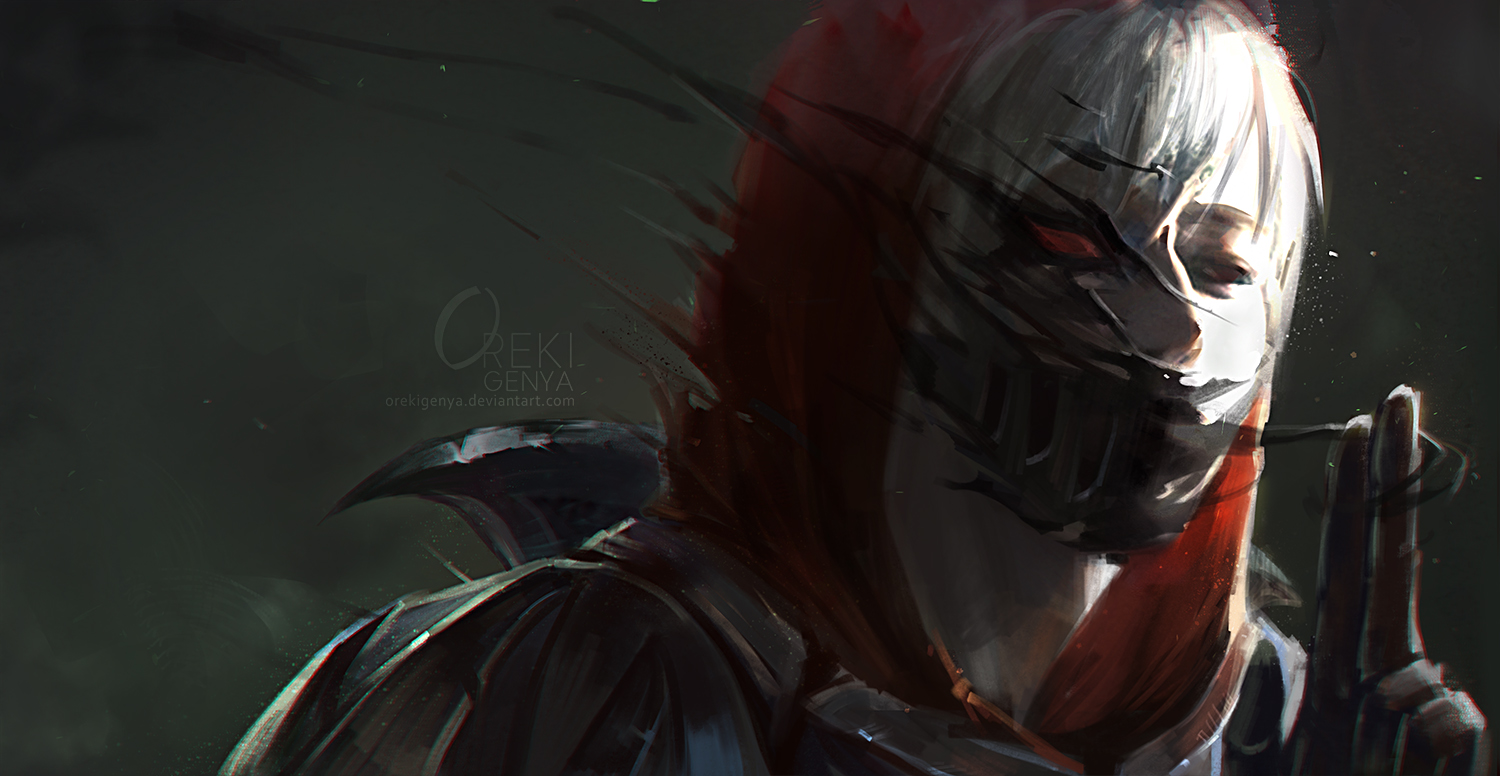 Zed League Of Legends Zerochan Anime Image Board