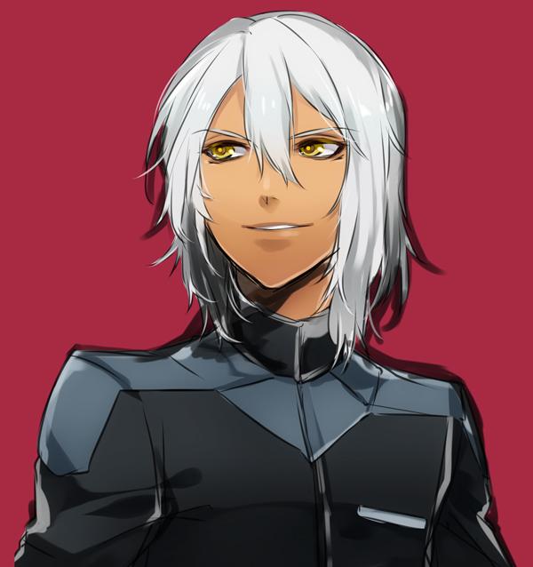 Anime Characters Male Black Hair : Dark skin anime characters male pixshark