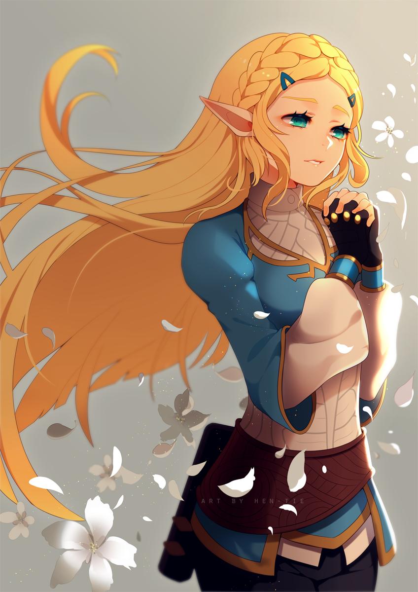 Zelda Breath Of The Wild Mobile Wallpaper Zerochan Anime