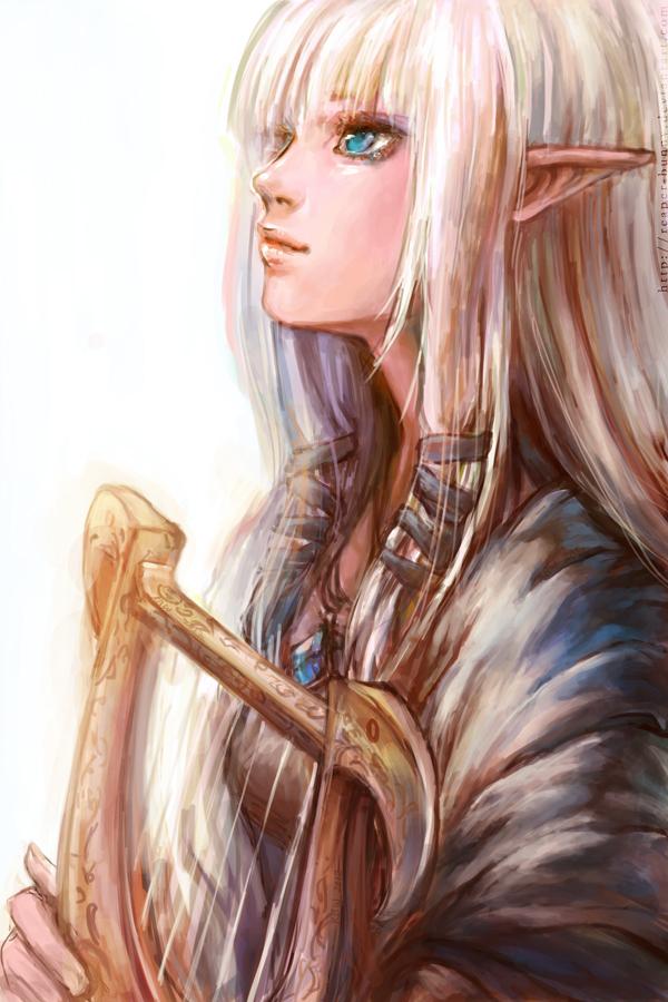 Tags: Anime, Vtas, Zelda no Densetsu, Zelda no Densetsu: Skyward Sword, Princess Zelda, Zelda (Skyward Sword), Lyre, Fanart, Mobile Wallpaper, deviantART, Fanart From DeviantART