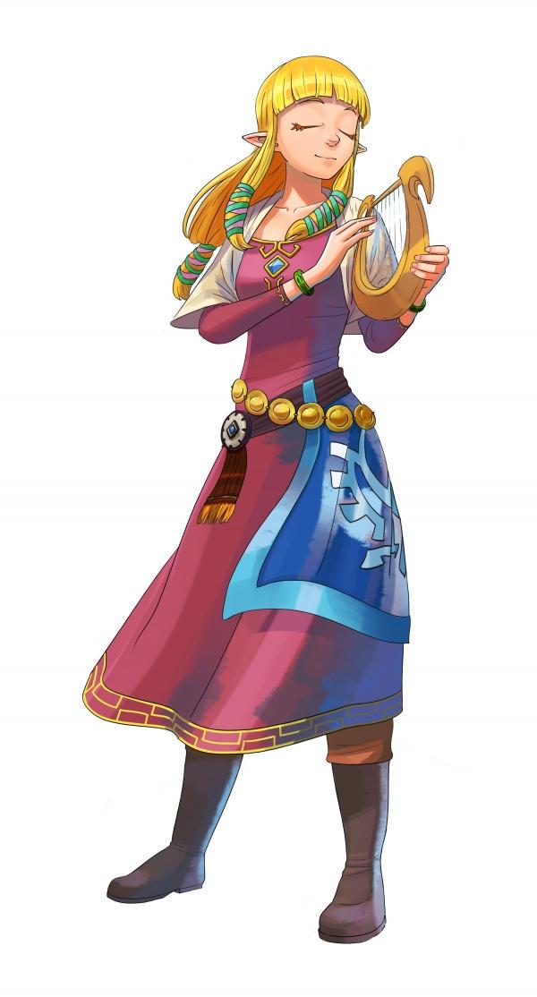 Zelda Skyward Sword Zelda No Densetsu Skyward Sword