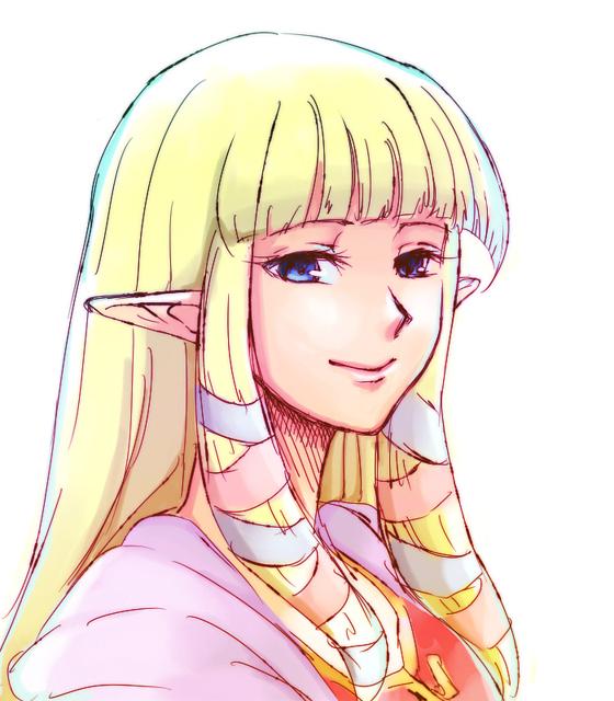 Tags: Anime, Saiba (Henrietta), Zelda no Densetsu, Zelda no Densetsu: Skyward Sword, Princess Zelda, Zelda (Skyward Sword), Fanart From Pixiv, Fanart, Pixiv