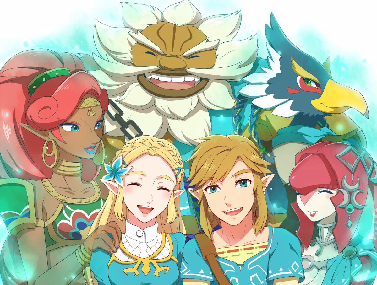 Urbosa (Breath of the Wild)  Zelda no Densetsu: Breath of the Wild Images