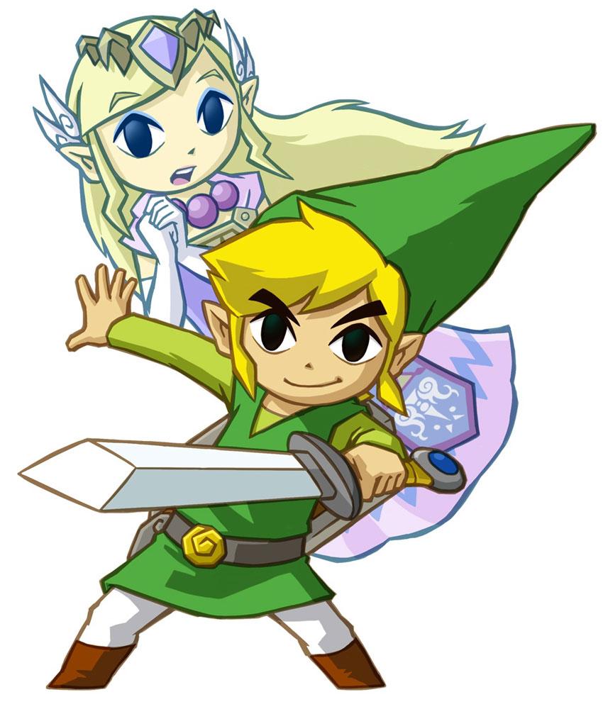 Zelda No Densetsu Daichi No Kiteki The Legend Of Zelda
