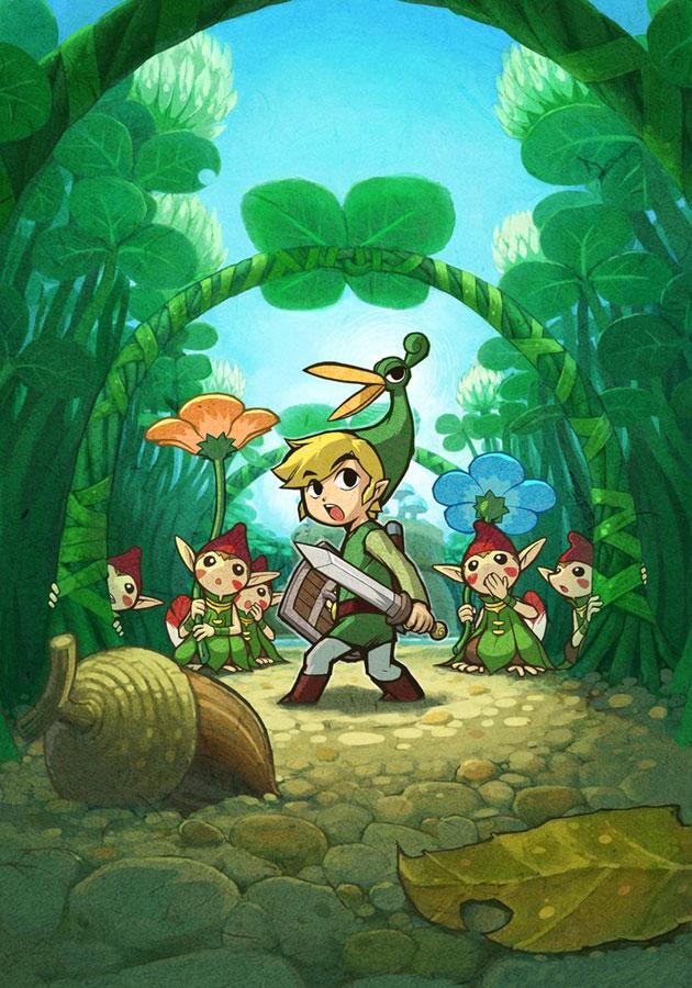 Download Zelda No Densetsu Fushigi Boushi Image