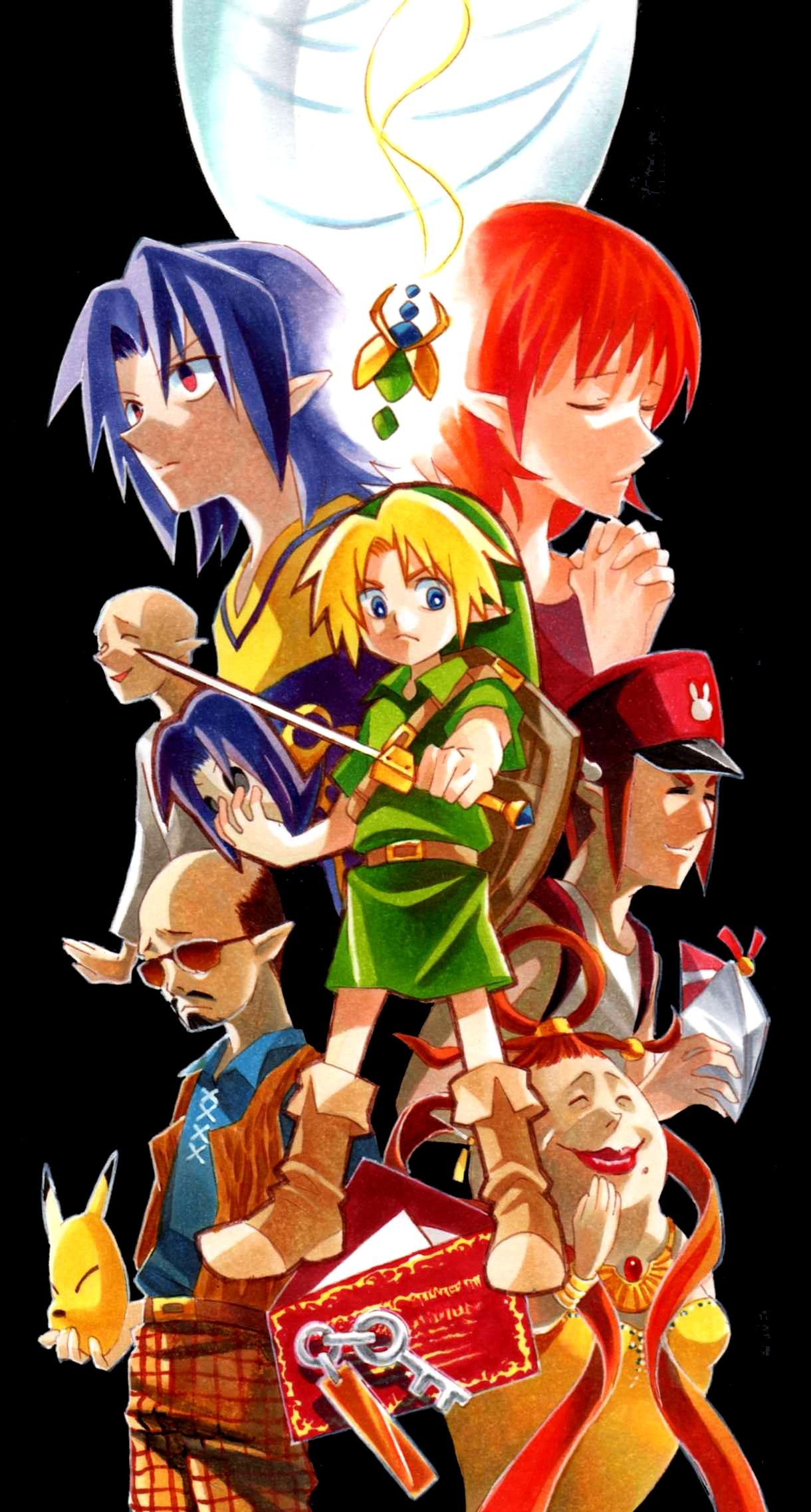Postman (Zelda no Densetsu) - Zerochan Anime Image Board