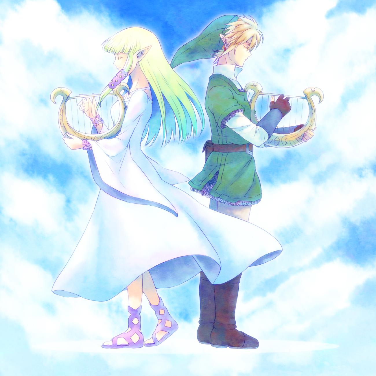 Zelda No Densetsu Skyward Sword Image 1452493 Zerochan