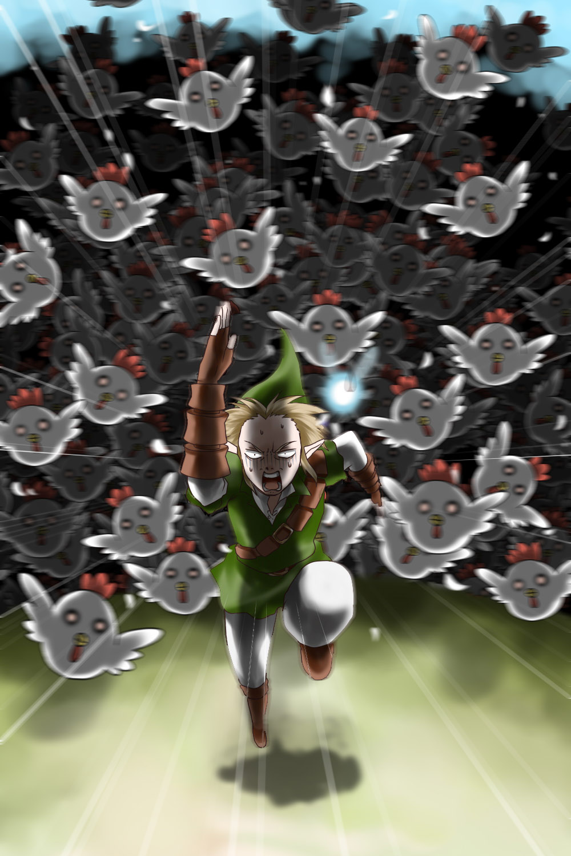 Zelda no Densetsu (The Legend Of Zelda), Mobile Wallpaper