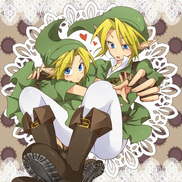 Tags: Anime, Tobari (Brokenxxx), Zelda no Densetsu: Toki no Ocarina, Zelda no Densetsu, Young Link, Link (Toki no Ocarina), Link, Tunic, Pixiv, Fanart From Pixiv, Fanart