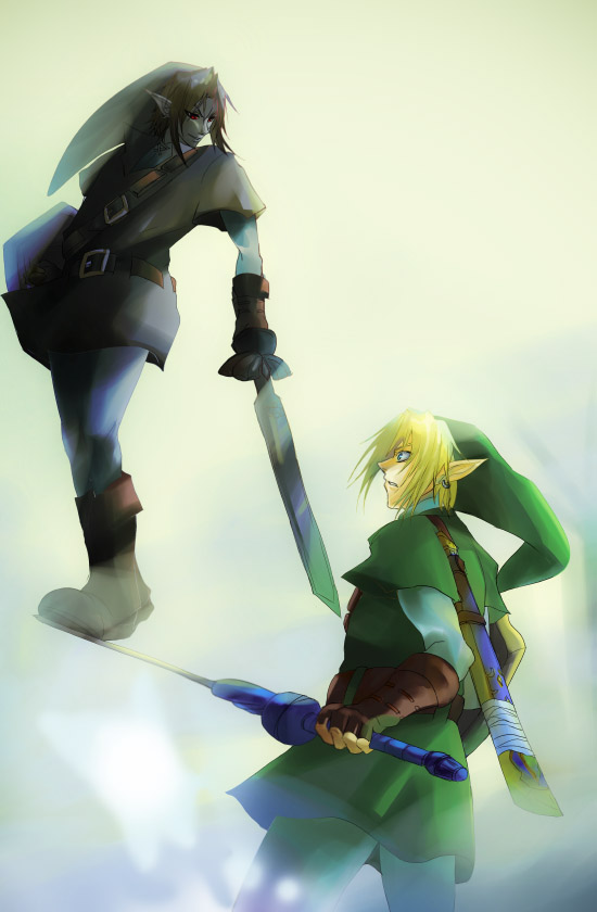 Dark Link, Mobile Wallpaper - Zerochan Anime Image Board
