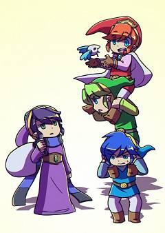 Zelda no Densetsu: Triforce Sanjuushi