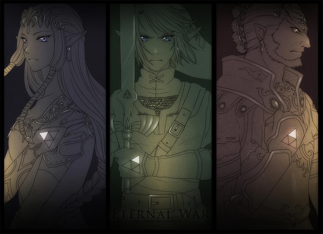 Triforce - Zelda no Densetsu - Zerochan Anime Image Board