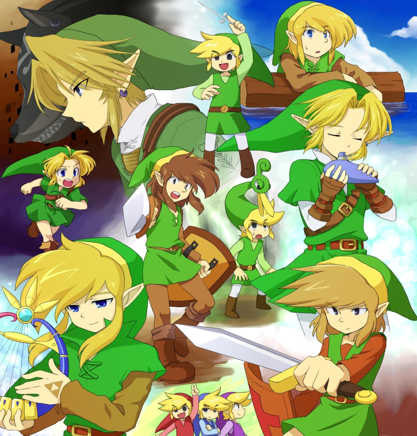 Zelda no Densetsu The Legend Of Zelda Image 217192  Zerochan