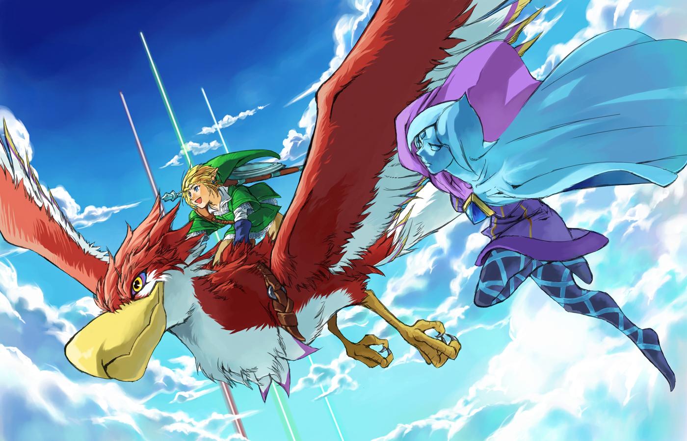 Zelda no Densetsu: Skyward Sword Image #1812368 - Zerochan ...