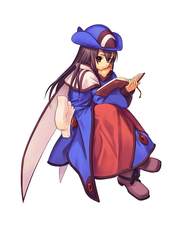 Tags: Anime, Nippon Ichi Software, Gust, Atelier Iris, Zeldalia, Official Art