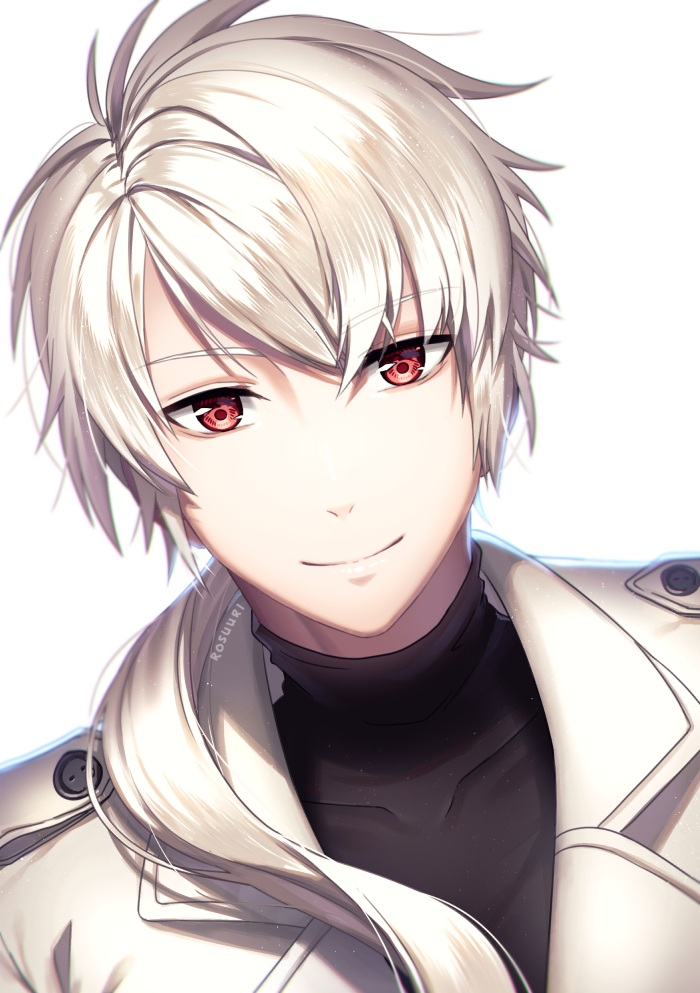 Zen mystic messenger mobile wallpaper 2038338 for Deviantart wallpaper
