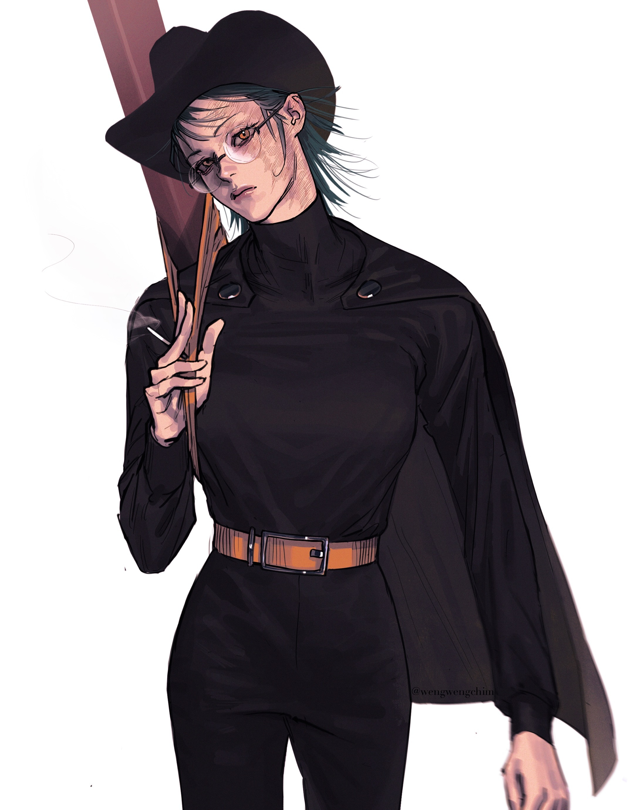 Zenin Maki Jujutsu Kaisen Image 3298723 Zerochan Anime Image Board