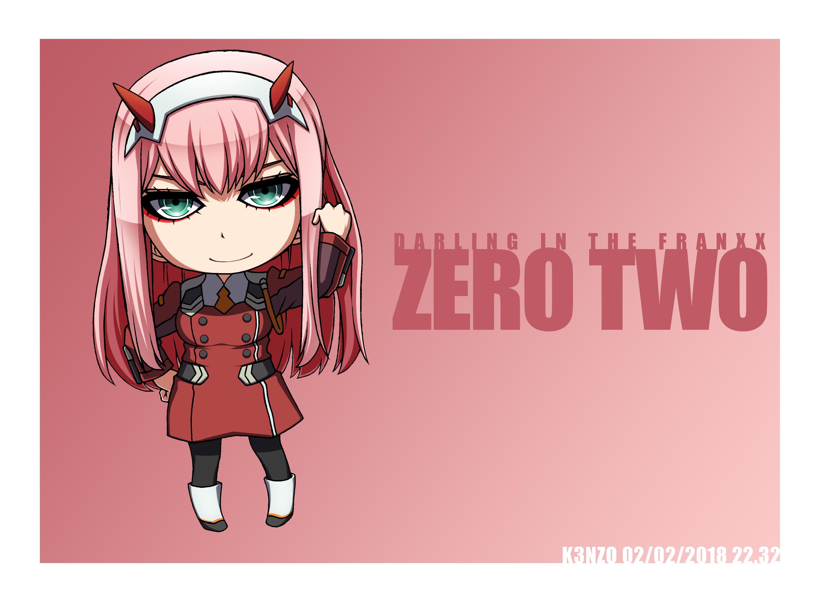 Zero Two (Darling In The FranXX) Image #2261874