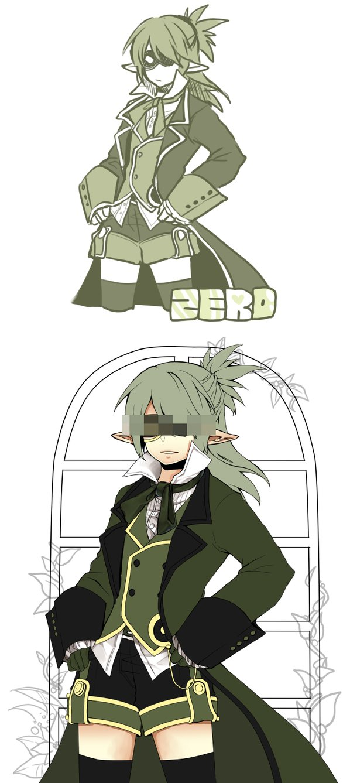 Tags: Anime, Doryeon1 (Artist), Grand Chase, Zero Zephyrum