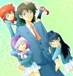Zettai Karen Children Minamoto